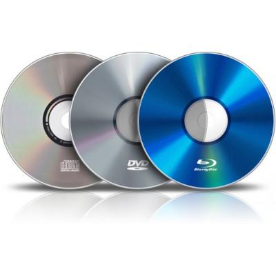 CD / DVD / BD lemez