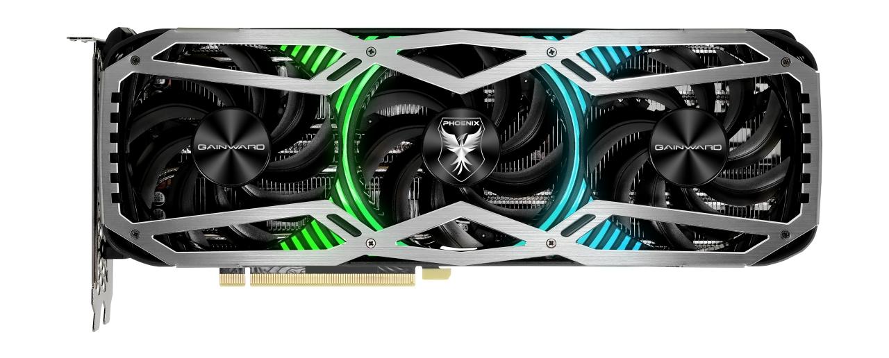 Videókártya Gainward GeForce RTX 3070 8GB GDDR6 Phoenix GS (471056224-2096)