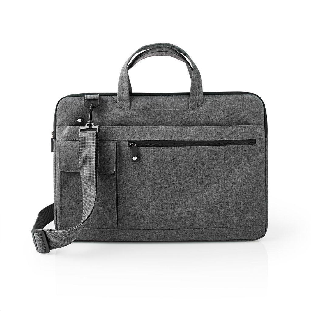 Nedis Notebook táska 15-16 fekete (NBBG15150BK)