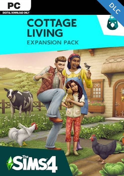 The Sims 4: Cottage Living (PC)