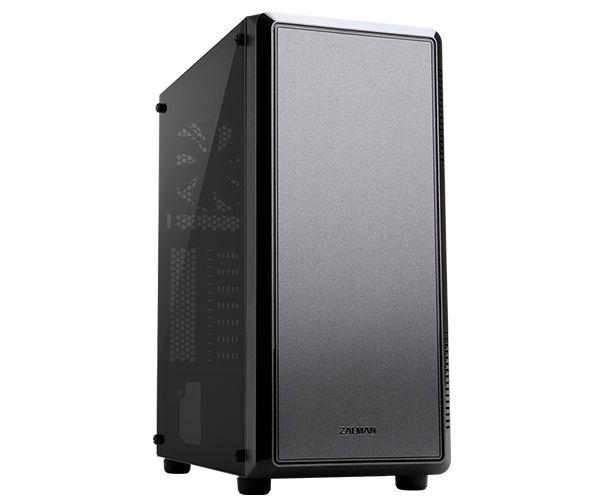 Zalman S4 Window Black (S4)